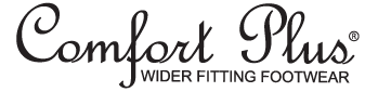 Comfort Plus Footwear Logo